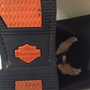 Harley-Davidson Shoes - Harley Davidson women's boots Size 6